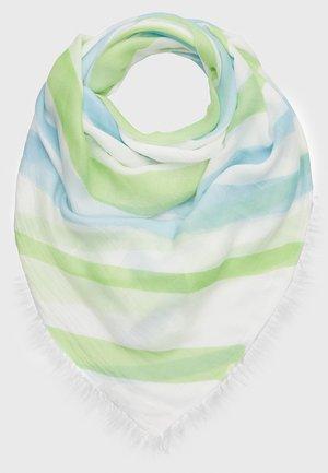 Tørklæde / Halstørklæder - grün