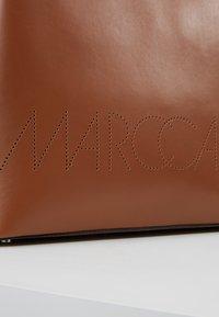 Marc Cain - Handbag - cognac - 6
