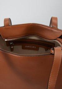 Marc Cain - Handbag - cognac - 4