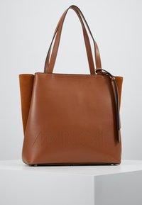 Marc Cain - Handbag - cognac - 0
