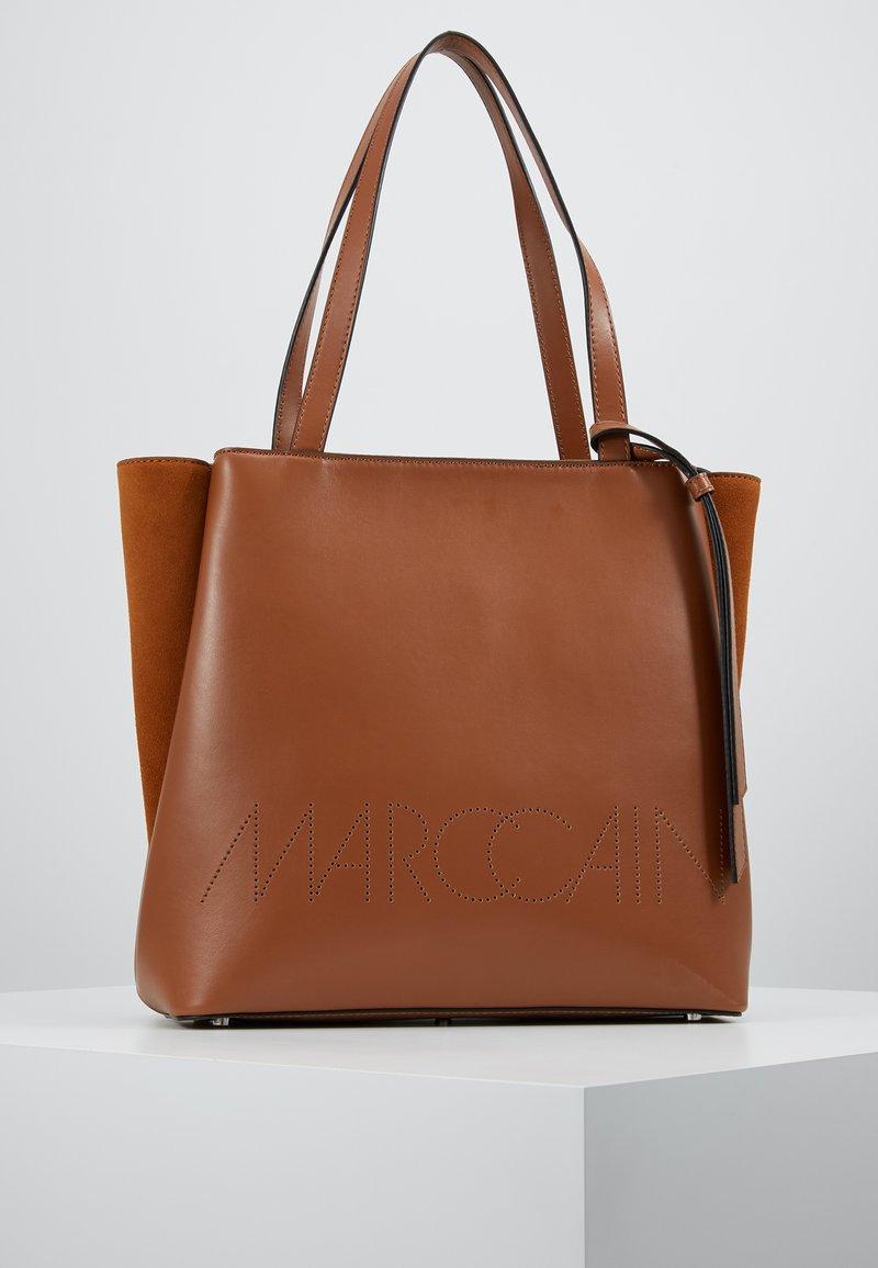 Marc Cain - Handbag - cognac