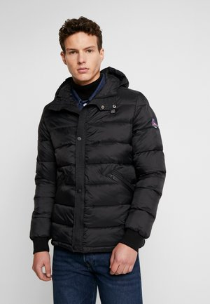 EDELWEISS TECHNICAL HEAT CONTROL  - Giacca invernale - black