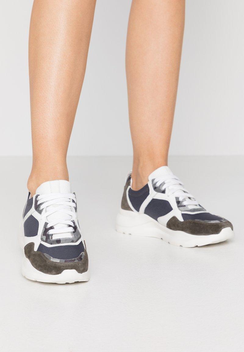MAHONY - Trainers - antracite grey
