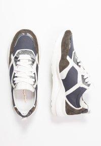 MAHONY - Trainers - antracite grey - 3