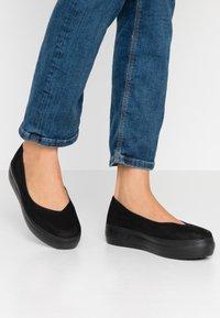 MAHONY - BOISE - Ballet pumps - black - 0