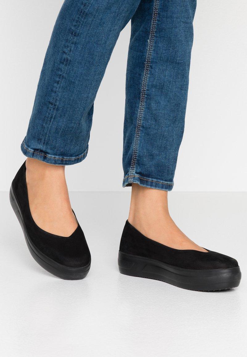 MAHONY - BOISE - Ballet pumps - black