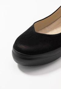 MAHONY - BOISE - Ballet pumps - black - 2