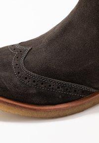 MAHONY - REGGIO - Ankle boots - titan - 2