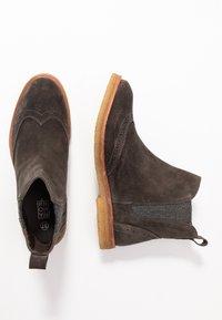 MAHONY - REGGIO - Ankle boots - titan - 3