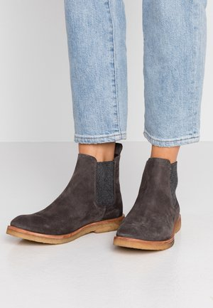 REGGIO - Ankle boots - dark grey