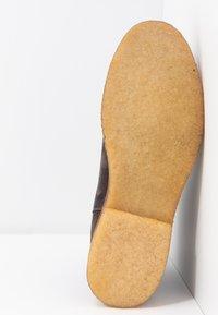 MAHONY - REGGIO - Korte laarzen - dark grey - 6