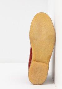 MAHONY - REGGIO - Boots à talons - bordo - 6
