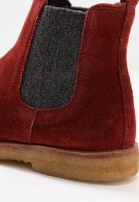 MAHONY - REGGIO - Boots à talons - bordo - 2