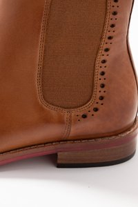 MAHONY - MILANO - Classic ankle boots - cognac - 2