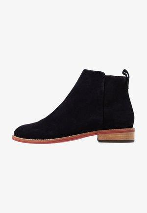 VERONA - Classic ankle boots - dark blue