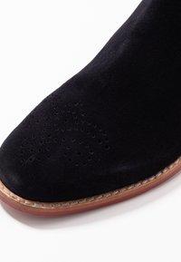 MAHONY - VERONA - Classic ankle boots - dark blue - 2
