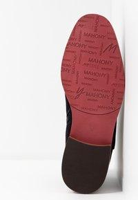 MAHONY - VERONA - Classic ankle boots - dark blue - 6