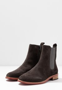 MAHONY - MILANO - Classic ankle boots - titan - 4