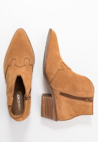 MAHONY - BILBAO - Ankle boots - cognac - 3