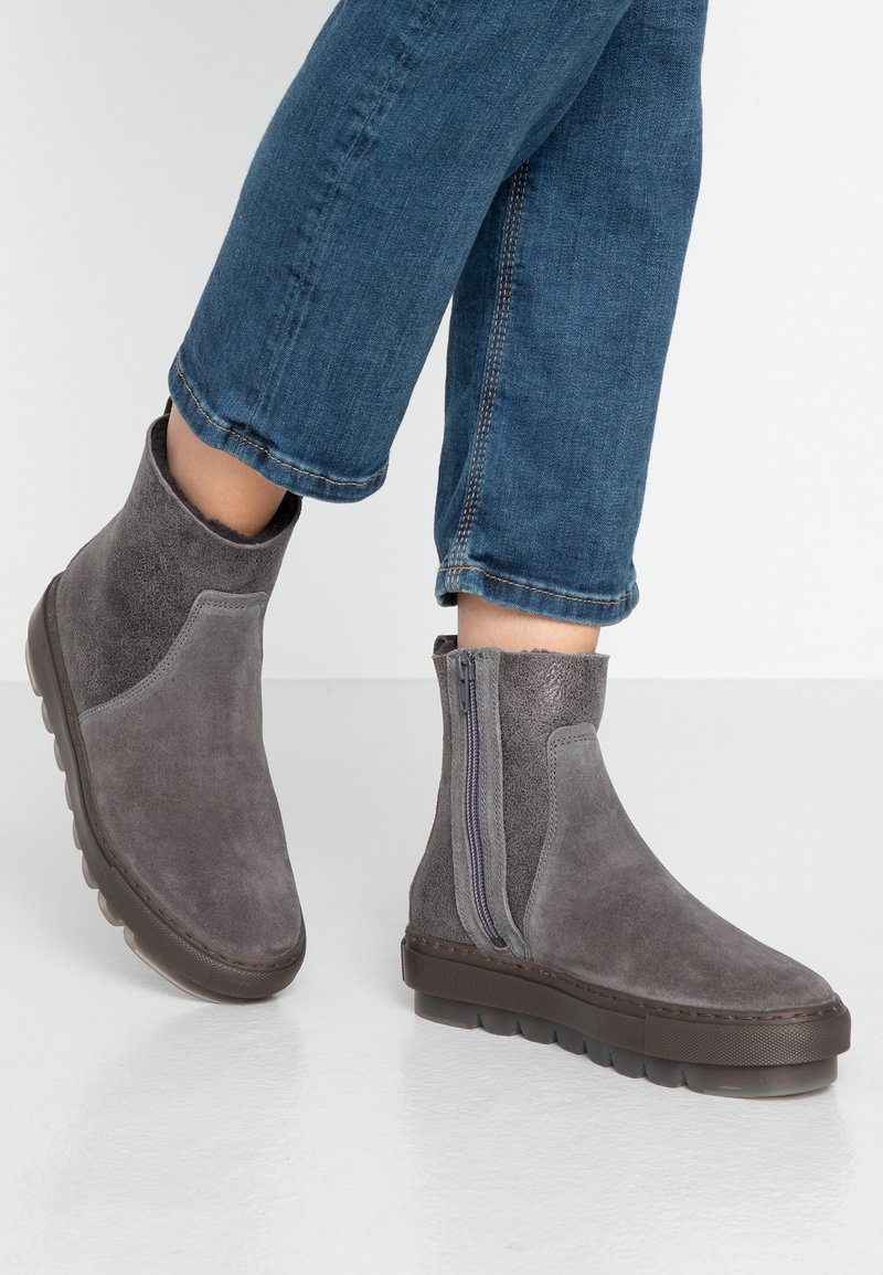 MAHONY - STOCKHOLM - Winter boots - grey