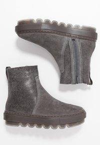 MAHONY - STOCKHOLM - Winter boots - grey - 3