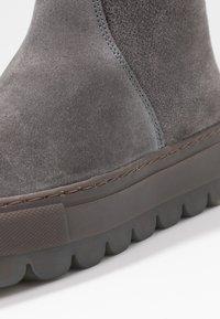 MAHONY - STOCKHOLM - Winter boots - grey - 2