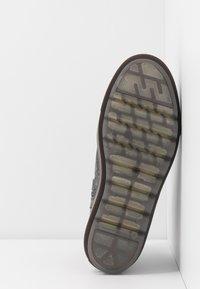 MAHONY - STOCKHOLM - Winter boots - grey - 6
