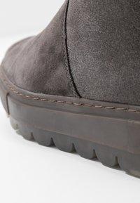 MAHONY - STOCKHOLM - Winter boots - grey khakhi - 2