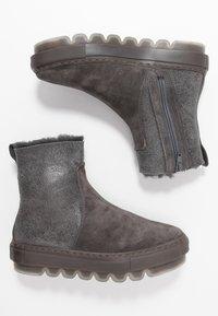 MAHONY - STOCKHOLM - Winter boots - grey khakhi - 3