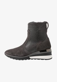 MAHONY - ORISTANO - Wedge Ankle Boots - grey - 1