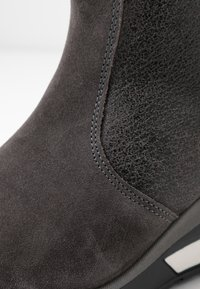 MAHONY - ORISTANO - Wedge Ankle Boots - grey - 2
