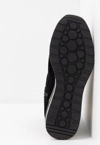 MAHONY - ORISTANO - Wedge Ankle Boots - black - 6