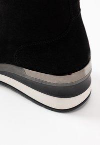 MAHONY - ORISTANO - Wedge Ankle Boots - black - 2