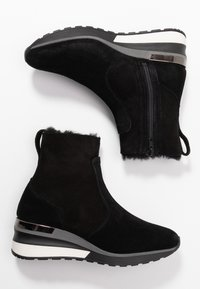 MAHONY - ORISTANO - Wedge Ankle Boots - black - 3