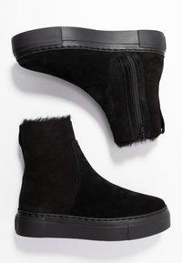 MAHONY - MALMÖ - Winter boots - black - 3