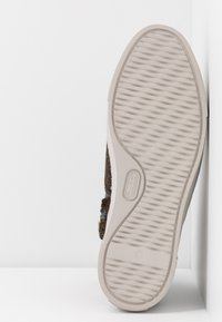 MAHONY - BERGEN - Platform ankle boots - khaki - 6