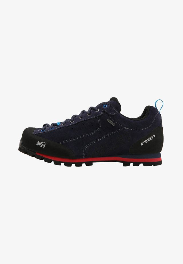 FRICTION GTX - Hikingsko - saphir/rouge