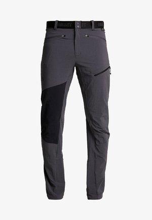 ELEVATION  CORDURA PANT - Długie spodnie trekkingowe - tarmac noir