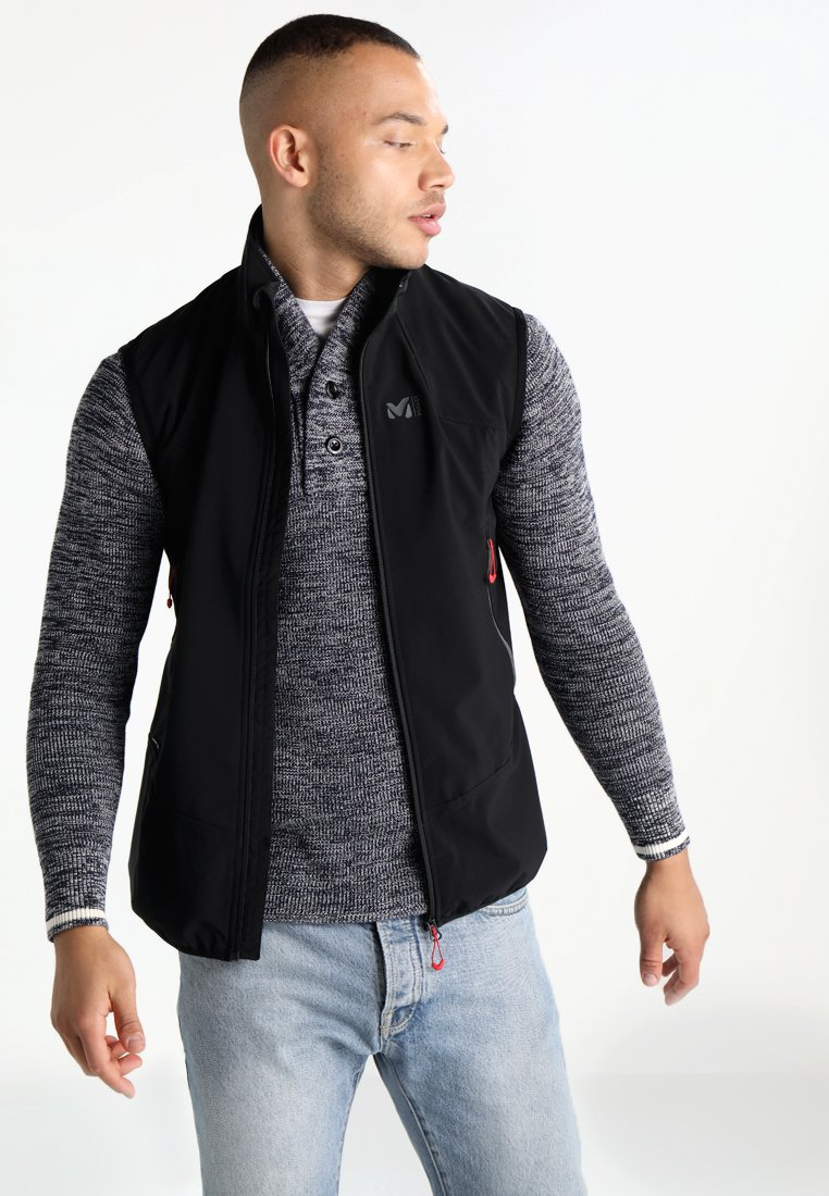 Millet - SHIELD VEST - Veste - black