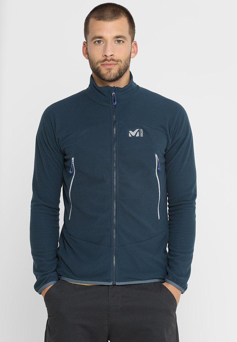 Millet - LIGHTGRID  - Fleece jacket - orion blue