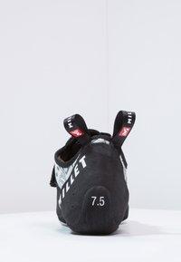 Millet - EASY UP - Lezecká obuv - grey/red - 3