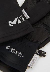 Millet - STORM GTX INFINIUM GLOVE - Gloves - black/noir - 5