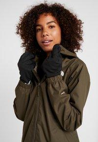 Millet - STORM GTX INFINIUM GLOVE - Gloves - black/noir - 1