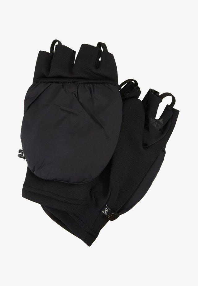 STORM INFINIUM MITTEN - Kurzfingerhandschuh - black