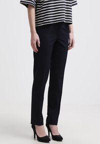 More & More - HEDY - Trousers - marine - 0