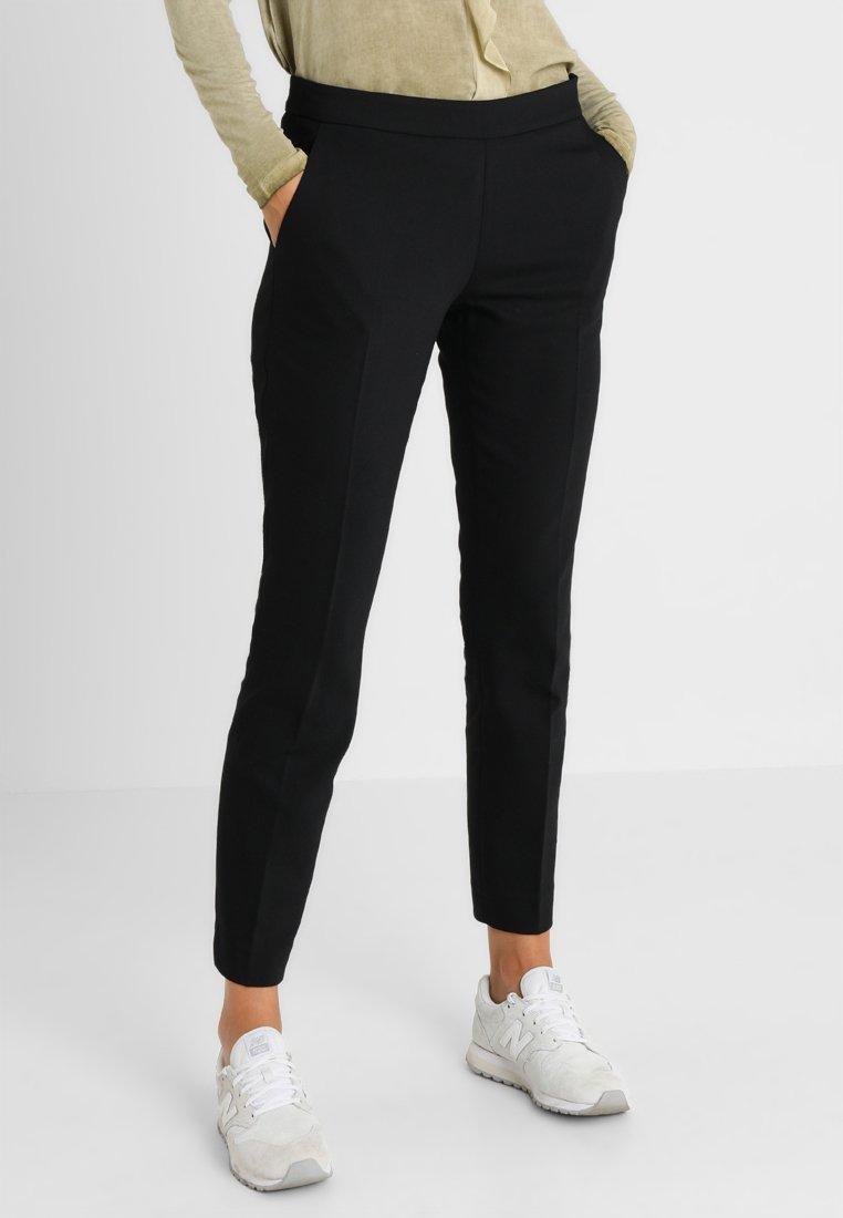 More & More - KONFEKTIONSHOSE - Trousers - black