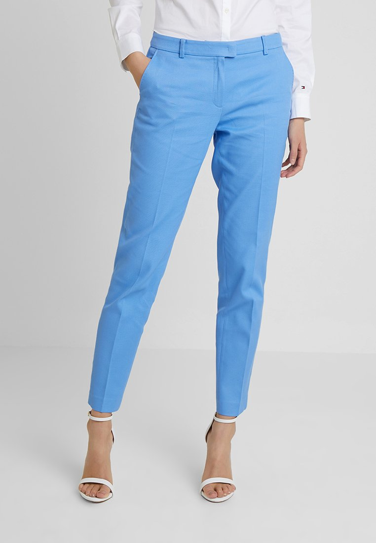 More & More - TROUSER - Trousers - new blue