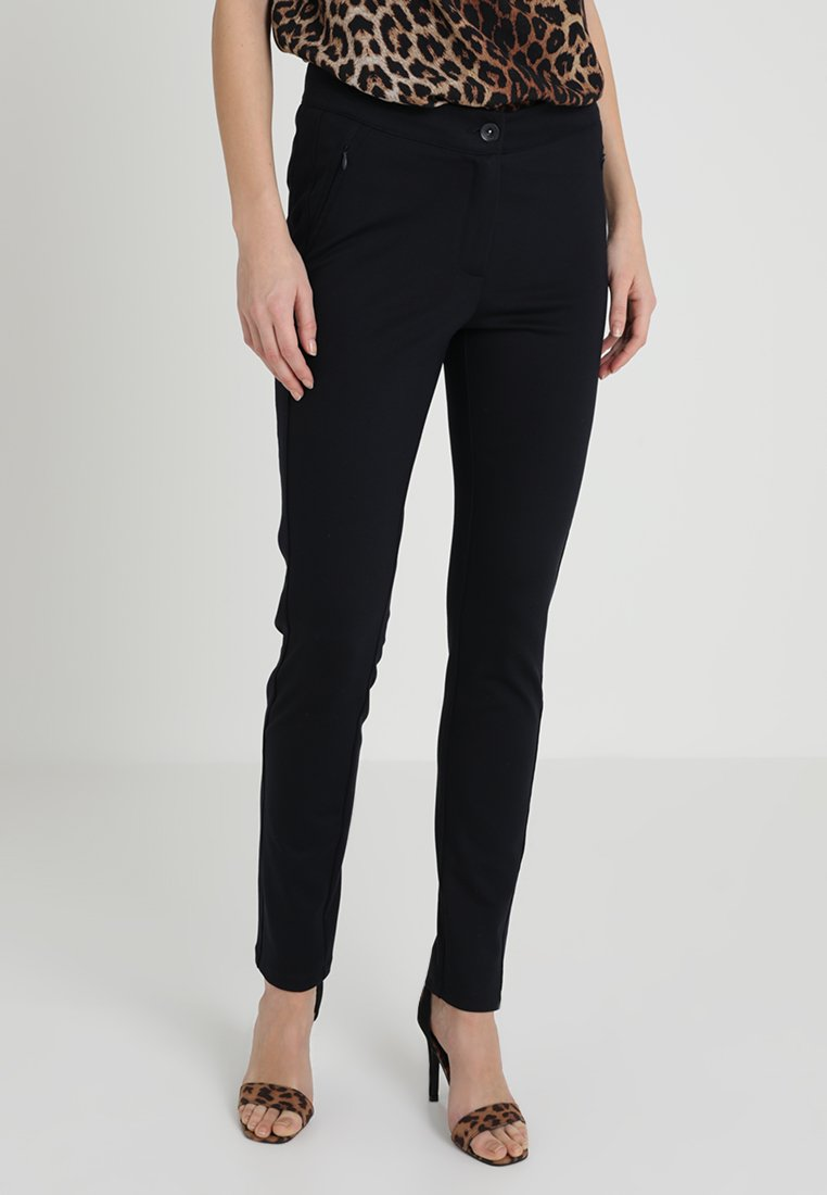 More & More - TROUSER - Trousers - marine