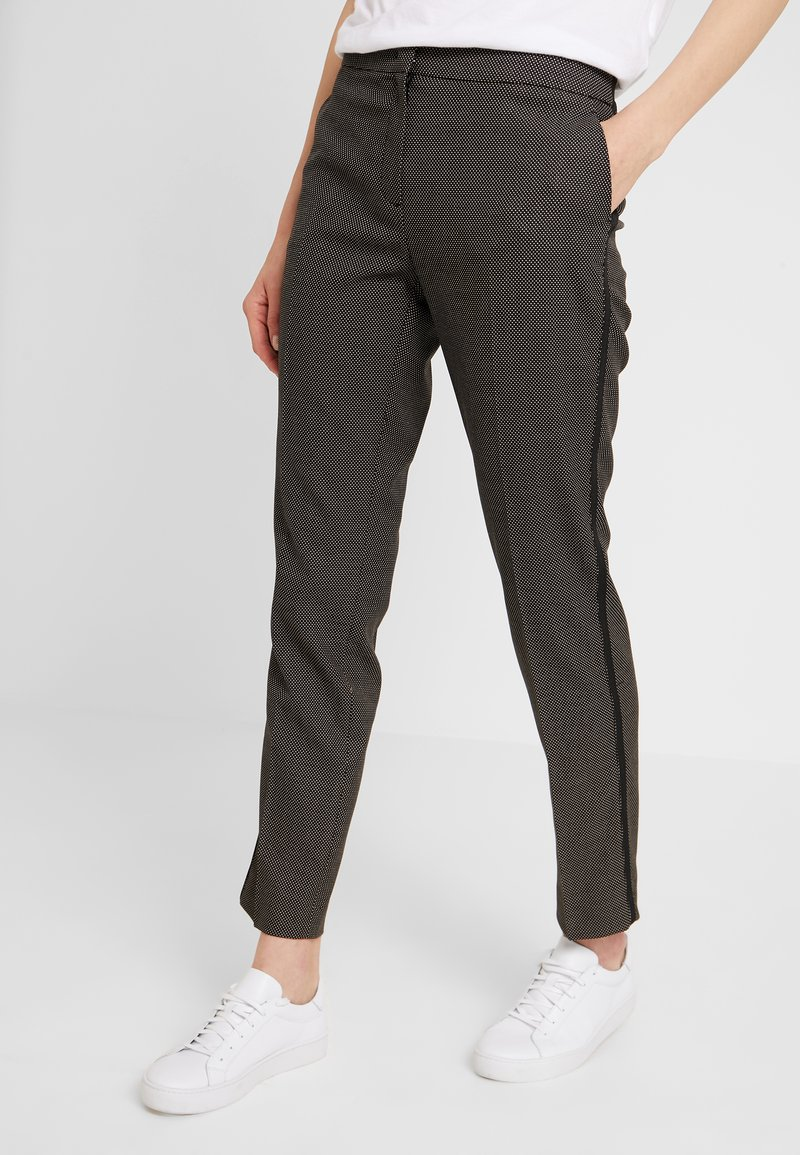 More & More - TROUSER - Trousers - black