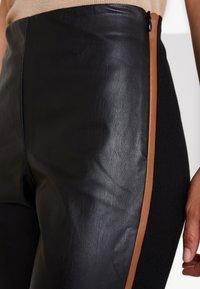 More & More - TROUSER - Leggings - Trousers - black - 4